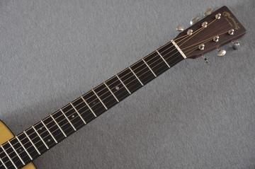 Martin Custom Shop 0-18 Adirondack Spruce Acoustic Guitar #2164198 - Neck