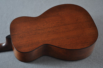 Martin Custom Shop 0-18 Adirondack Spruce Acoustic Guitar #2186818 - Back Angle