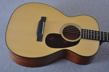 Martin Custom Shop 0-18 Adirondack Spruce Acoustic Guitar #2186818 - Top