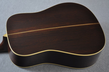 Martin Custom Shop D-28 Authentic 1937 VTS Aged #2175182 - Back Angle
