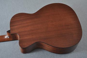 Martin Custom Shop OMCPA4 Adirondack Ambertone #2193581 - Back