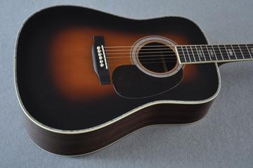 Martin D-41 (2018) Standard 1935 Sunburst Acoustic Guitar #2193531 - Beauty