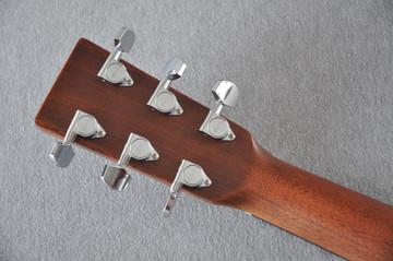 Martin Custom Shop DCPA4 Adirondack #2193587 - Back Headstock