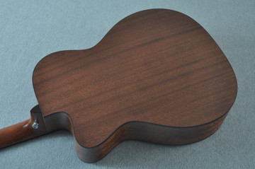 Martin Custom Shop OMCPA4 Adirondack Ambertone Fishman F1 Analog #2193582 - Back Angle