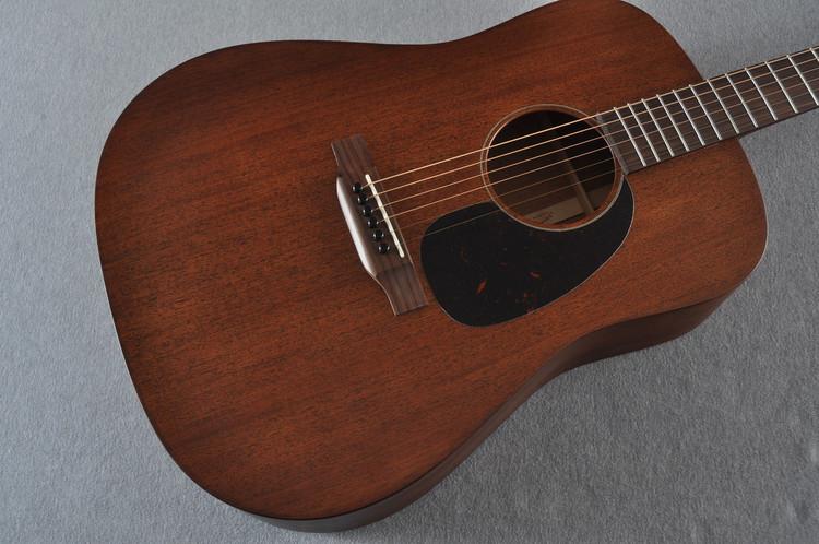 Martin D-15M Solid Mahogany Dreadnought Acoustic Guitar - #2081235