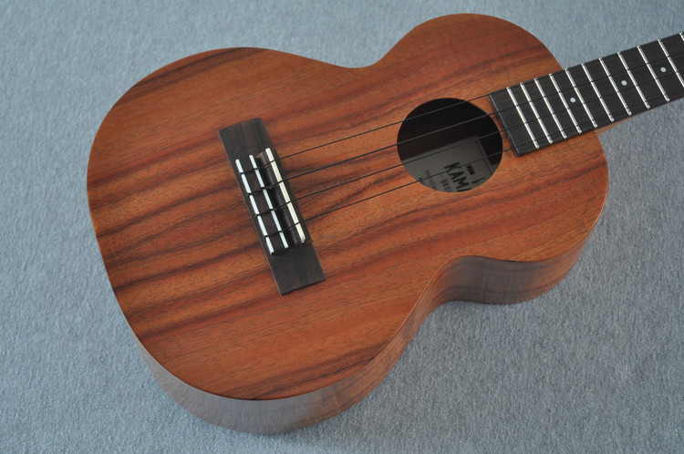 Kamaka Tenor Ukulele HF-3 - Solid Hawaiian Koa - New 2017 - 170392