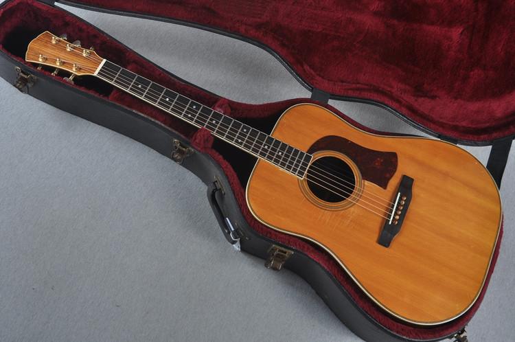 1976 Mossman Great Plains Acoustic Guitar #76-2684 - Case