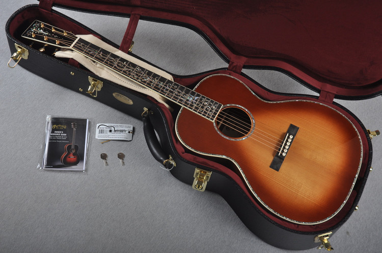 2015 Martin NAMM Show Special SS-0041-15 Acoustic Guitar #1902093 - Case