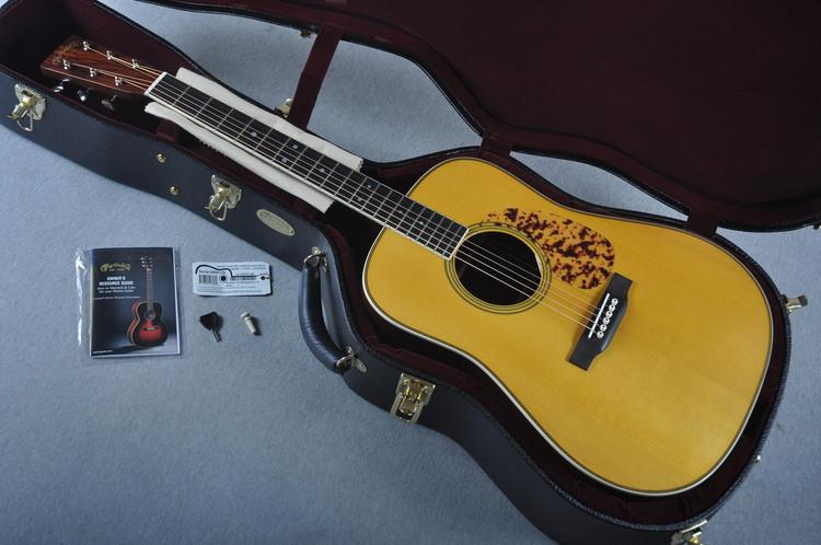 2016 Martin CS-Bluegrass-16 VTS Adirondack Acoustic Guitar #2008125 - Case