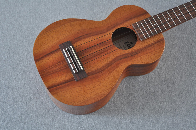 Kamaka Long Neck Concert Ukulele HF-2L - New 2018 - Made in Hawaii - 171838