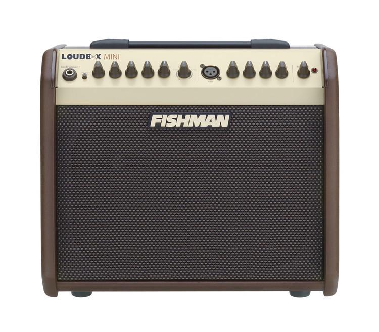 Fishman Loudbox Mini 60-watt Acoustic Guitar Amplifier - XLR DI Output