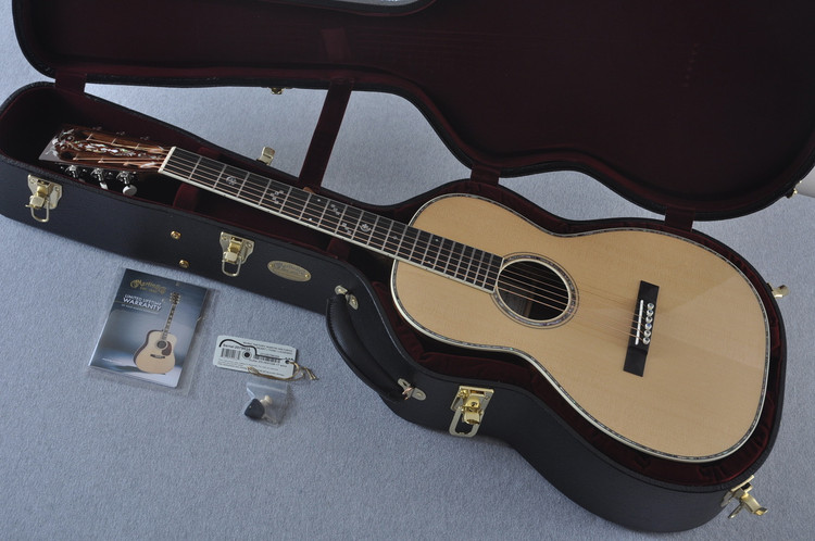 2017 Martin NAMM Show Special SS-0041GB-17 12 Fret Acoustic #10 of 49 #2079935 - Case