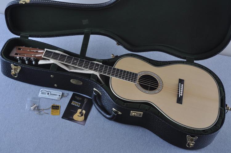 2017 Martin 000-30 1919 VTS Adirondack Acoustic Guitar #2085004 - Case