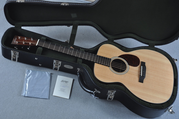 Used 2016 Collings OM2 MR SS VN Acoustic Guitar #26255 - Case