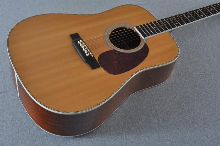 1994 Martin HD-35 Natural Acoustic Guitar #738300 - Beauty