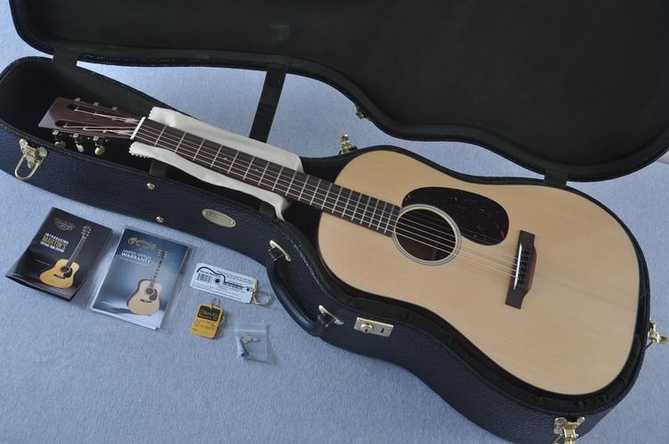 Martin D-1 Authentic 1931 VTS Adirondack Acoustic Guitar #2054876 - Case