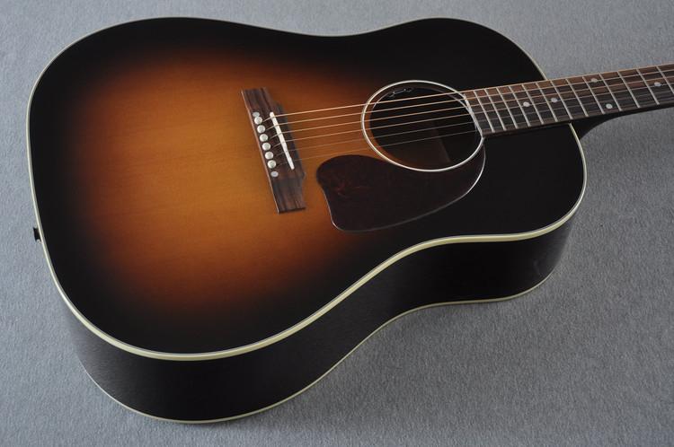 2018 Gibson J-45 Standard w/ LR Baggs Element VTC - Showroom Sample Save $$$