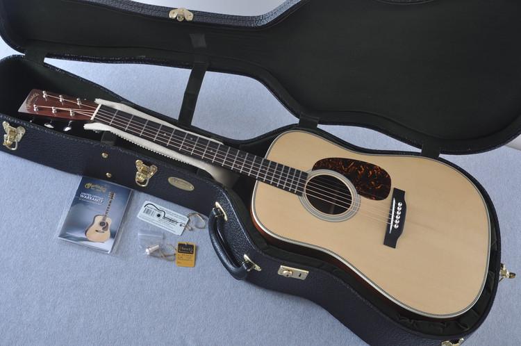 Martin D-28 Authentic 1937 VTS Adirondack Acoustic Guitar #1993442 - Case