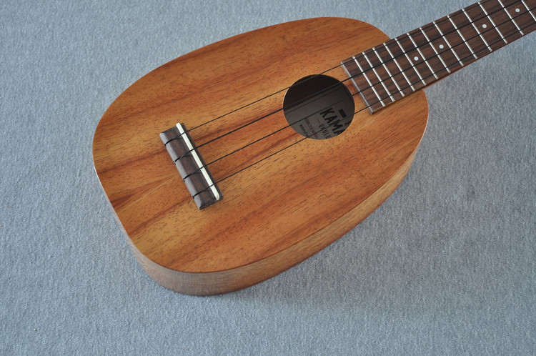 Kamaka Standard Pineapple Ukulele HP-1 - New 2018 - Made in Hawaii - 171828