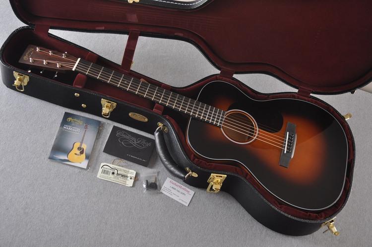 Martin Custom Shop 00-18 Adirondack 1935 Sunburst Acoustic Guitar #2166935 - Case