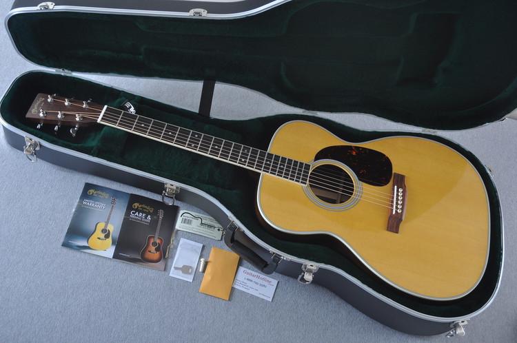 Martin M-36 (2018) Standard Acoustic Guitar #2192696 - Case