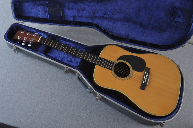 1972 Martin D-28 Acoustic Guitar #298867