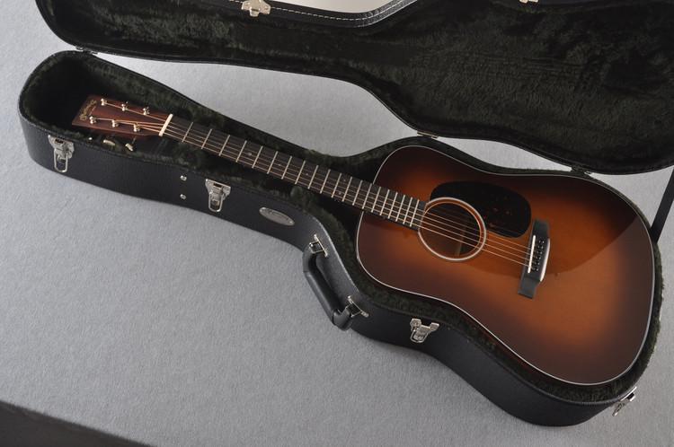 Martin D-18 Standard Ambertone Acoustic Guitar #2063970 - Case