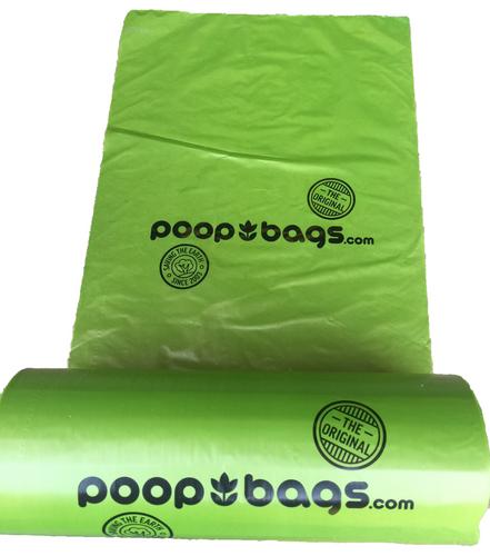 The Original Poop Bags® Single Bulk Roll (Recycled Materials)