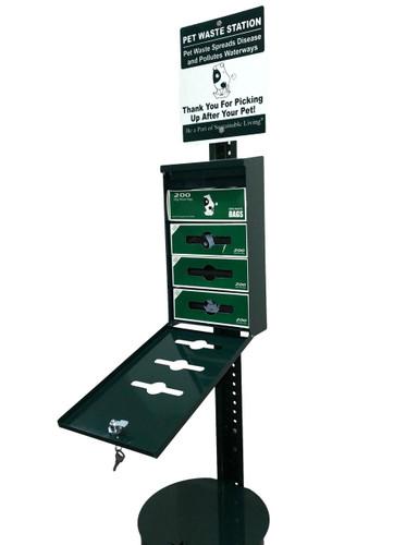 Commercial Dog Station Kit