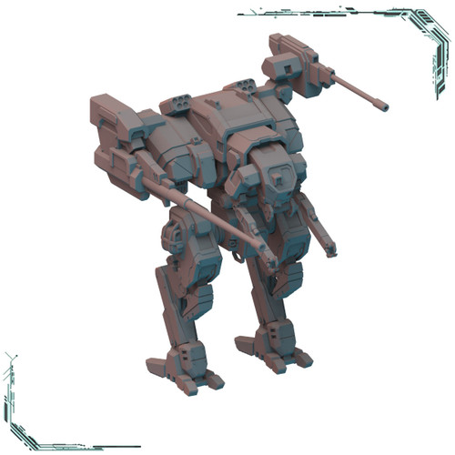 Jackal Light Combat Mech