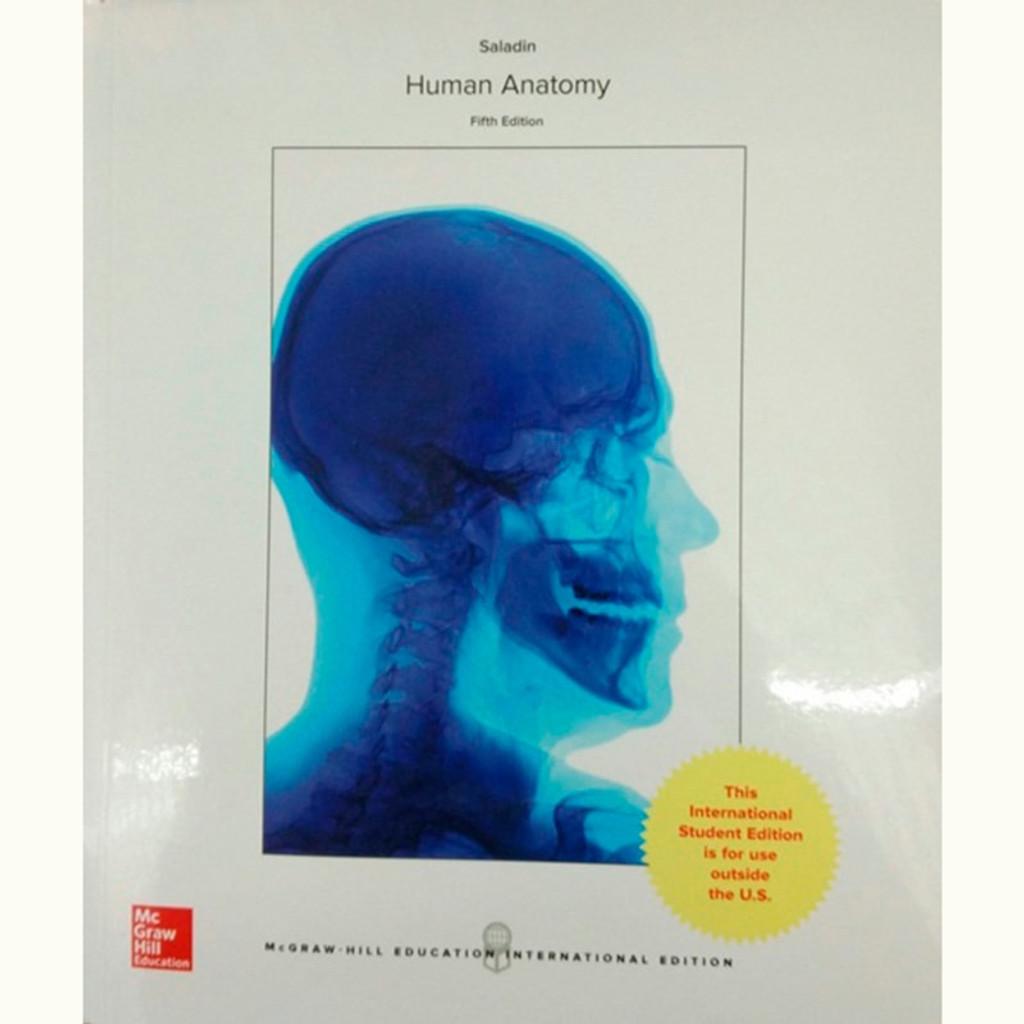 9781259254819 Human Anatomy 5th Edition Kenneth Saladin