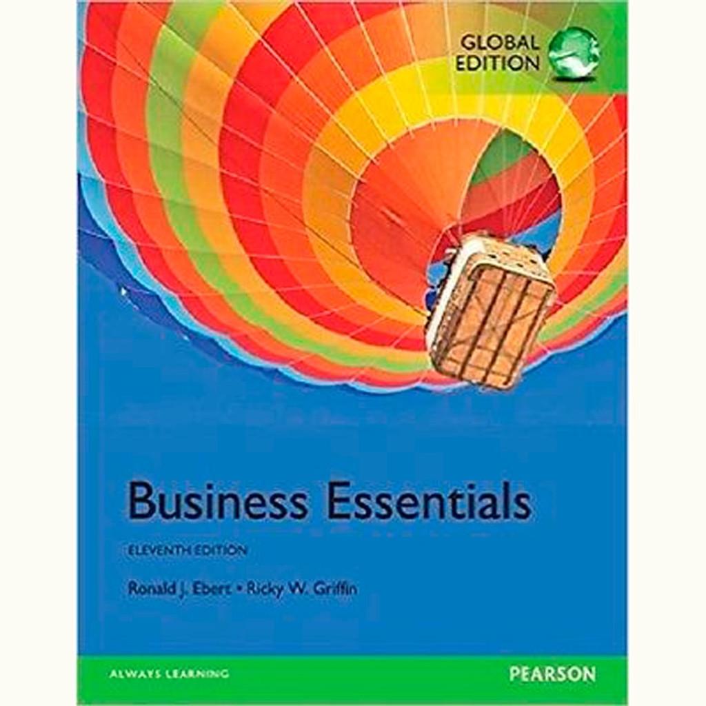 9781292152240 | Business Essentials (11th Edition) Ronald J. Ebert ...