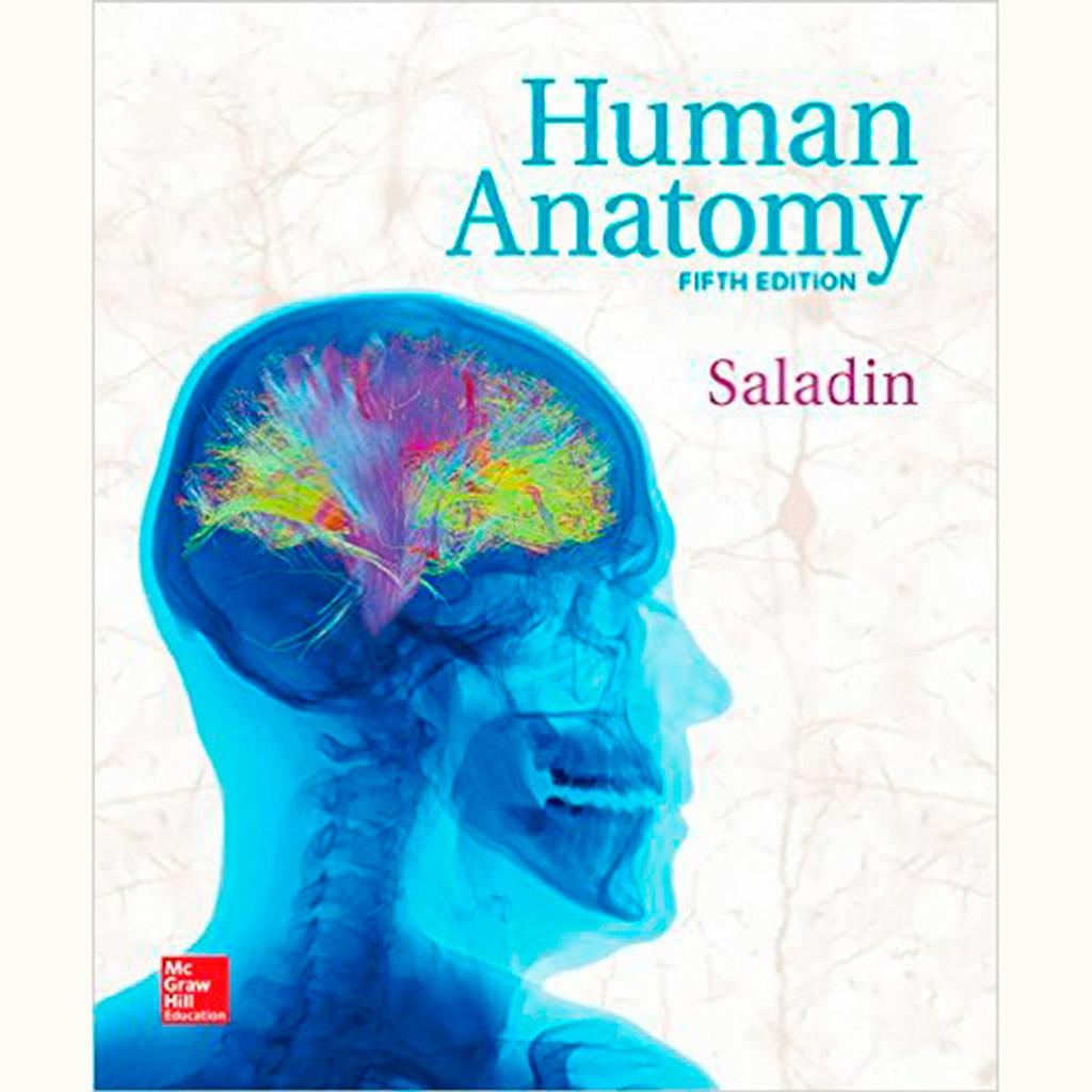 9780073403700   Human Anatomy (5th Edition) Kenneth Saladin