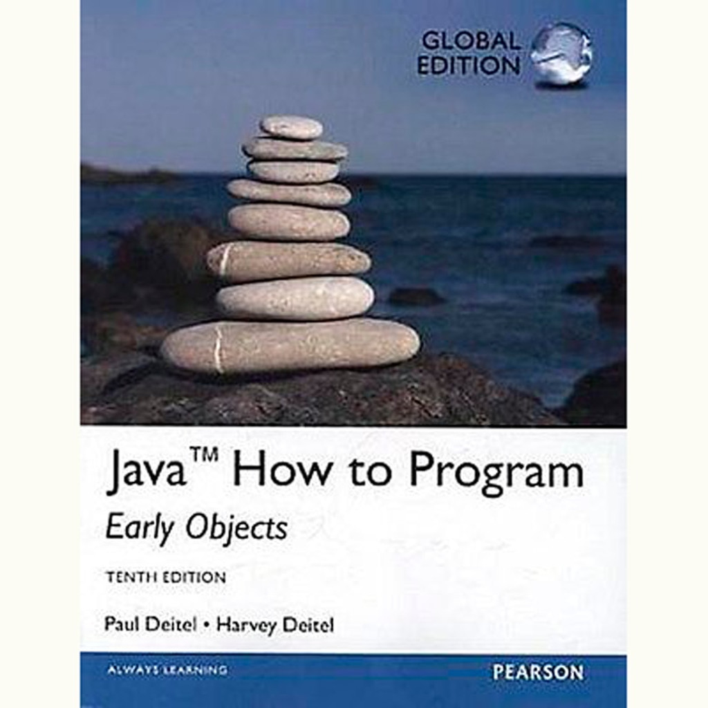 Java How To Program (10th Edition) Paul Deitel and Harvey Deitel IE