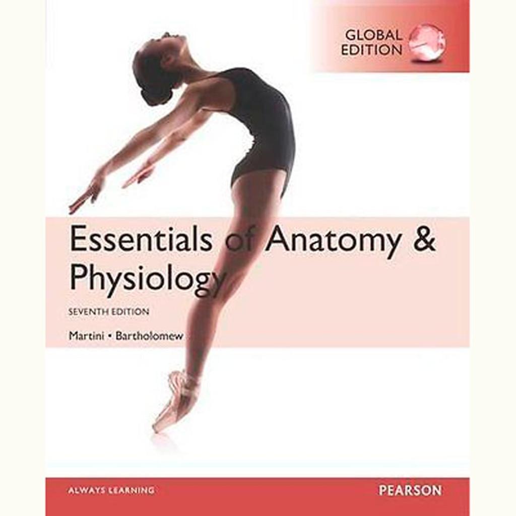 9781292156934 | Essentials of Anatomy & Physiology (7th Edition ...