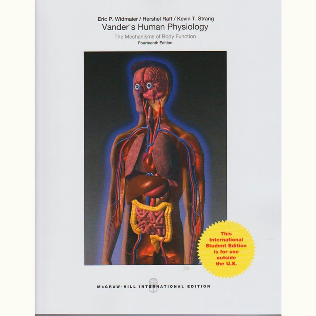 9781259251108 | Vander\'s Human Physiology (14th Edition) Eric ...