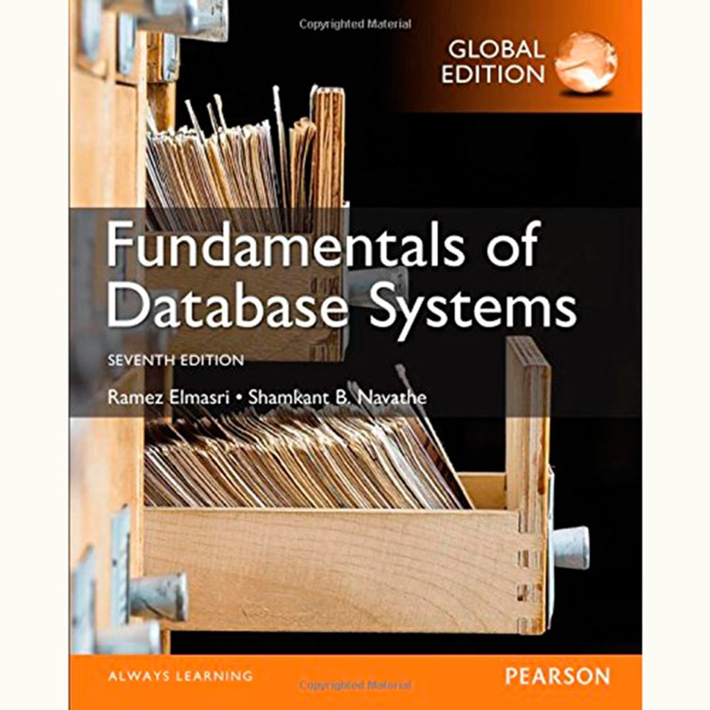 9781292097619 | Fundamentals of Database Systems (7th Edition) Ramez ...