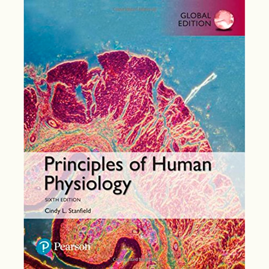 9781292156484 Principles Of Human Physiology 6th Edition Cindy L