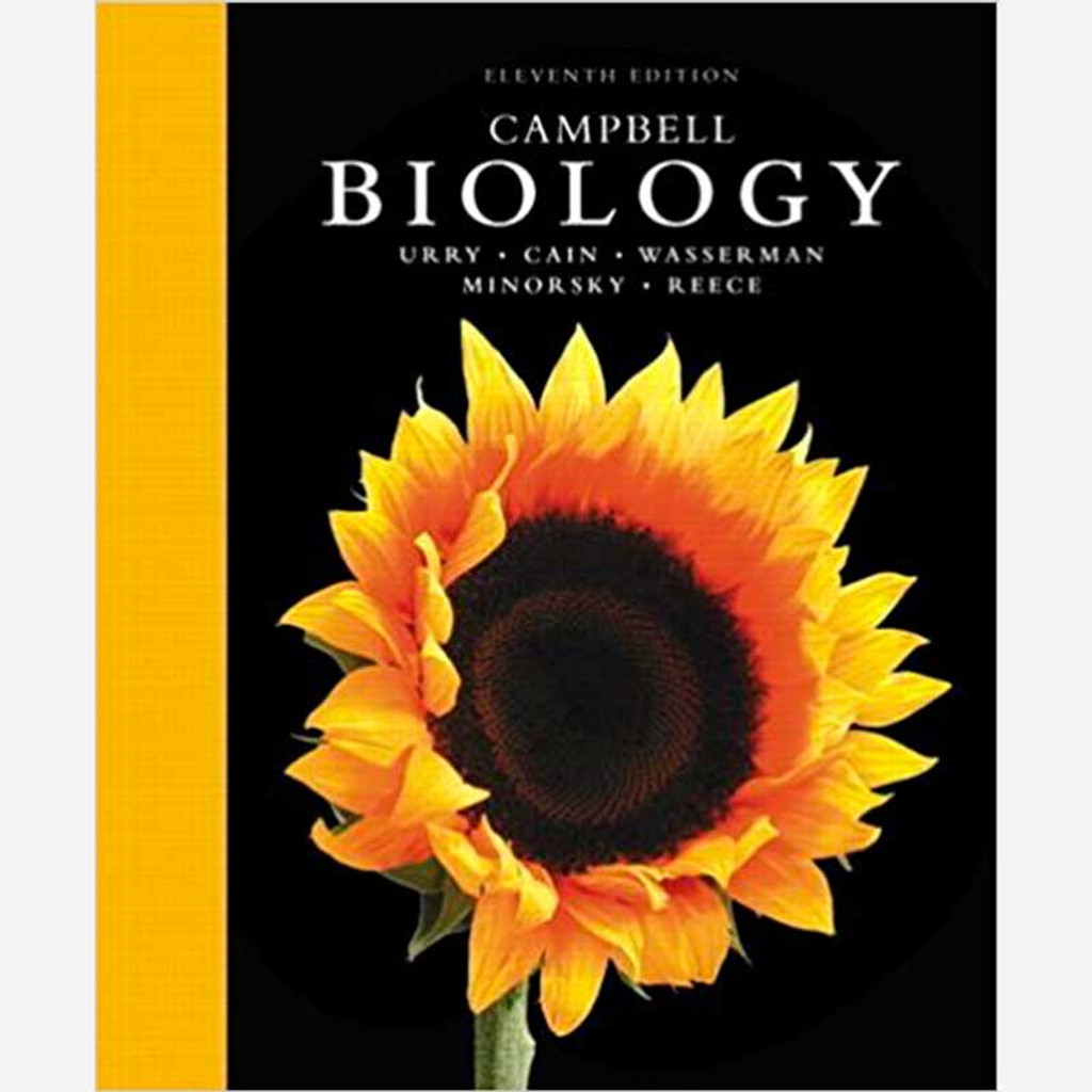 Campbell Biology (11th Edition) Lisa A. Urry, Michael L. Cain and Steven A. Wasserman | 9780134093413