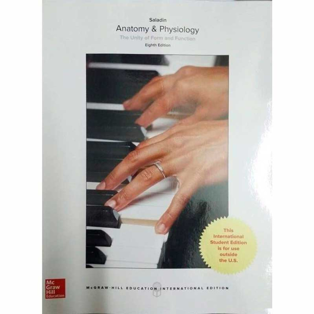 Anatomy & Physiology: The Unity of Form and Function (8th Edition ...