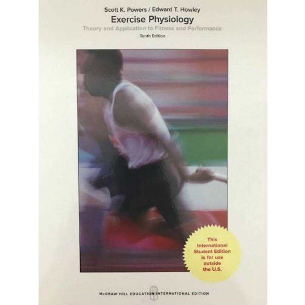 Exercise Physiology: Theory and Application to Fitness and ...