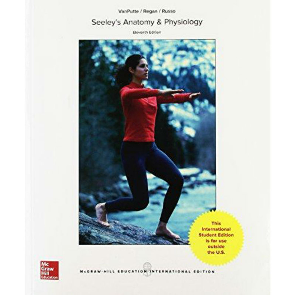 Seeley\'s Anatomy & Physiology (11th Edition) Rod R. Seeley and ...