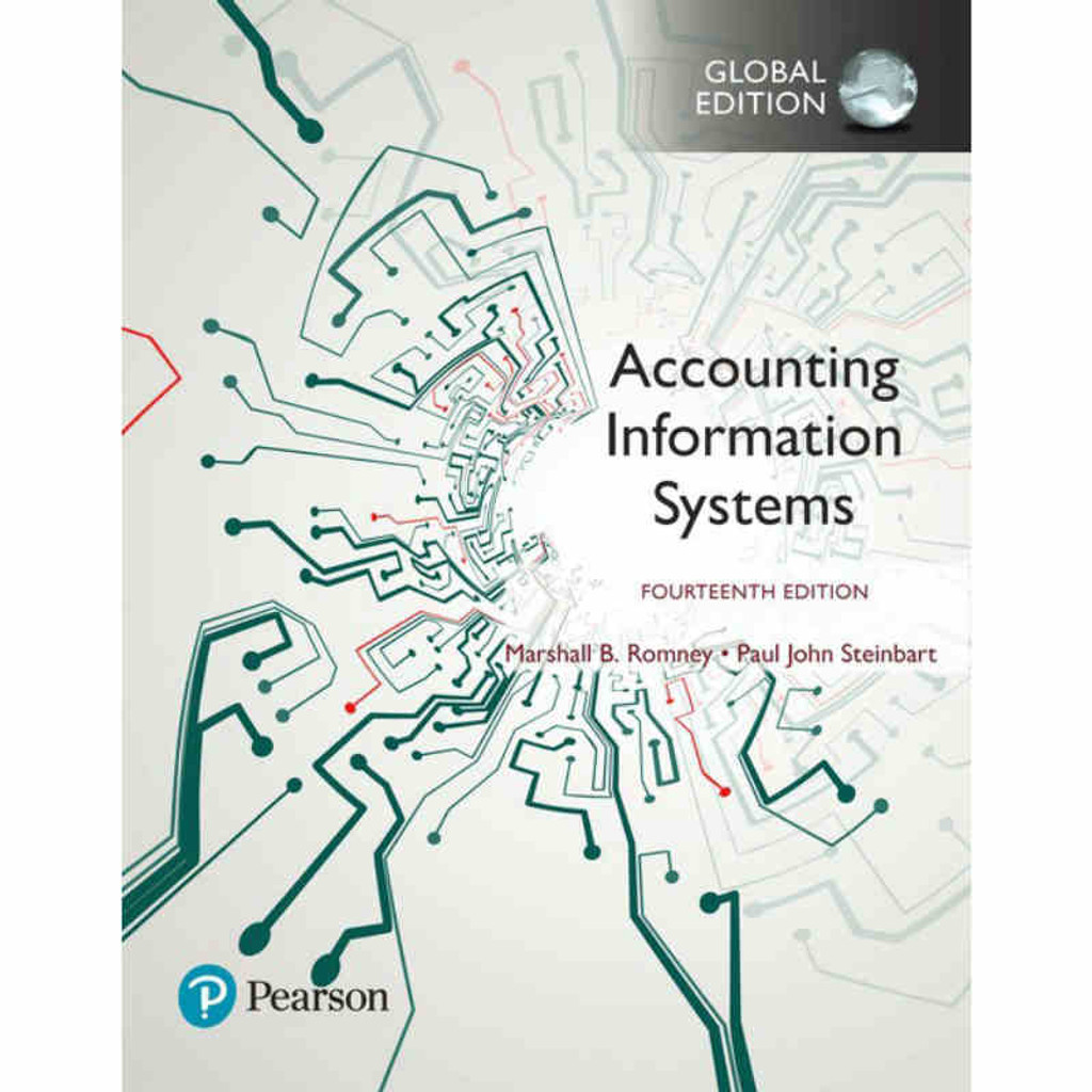 Accounting Information Systems 14th Edition Romney