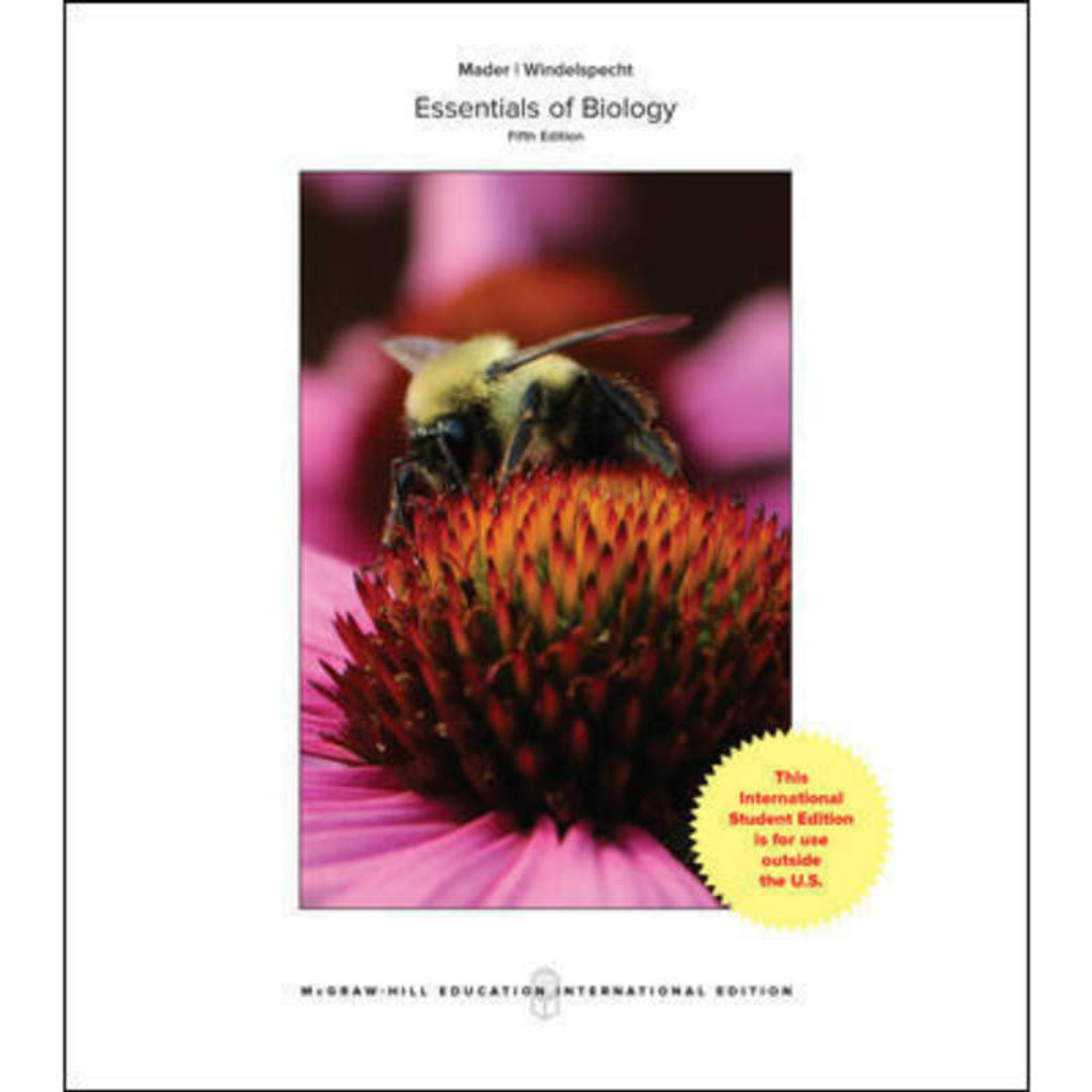 Essentials of Biology (5th Edition) Mader | 9781259921773