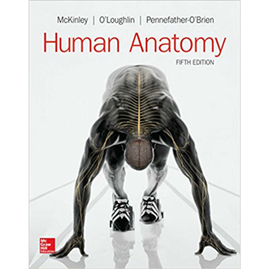 Human anatomy 5th edition mckinley 9781259285271 fandeluxe Images