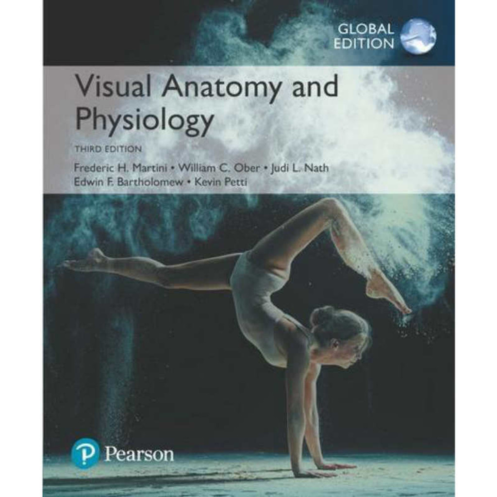 Visual Anatomy Physiology 3rd Edition Martini 9780134394695