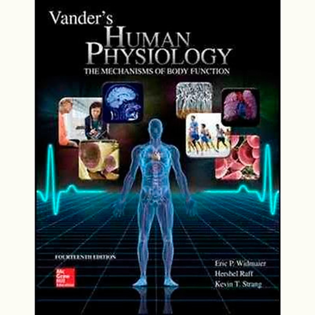 9781259294099   Vander\'s Human Physiology (14th Edition) Eric ...