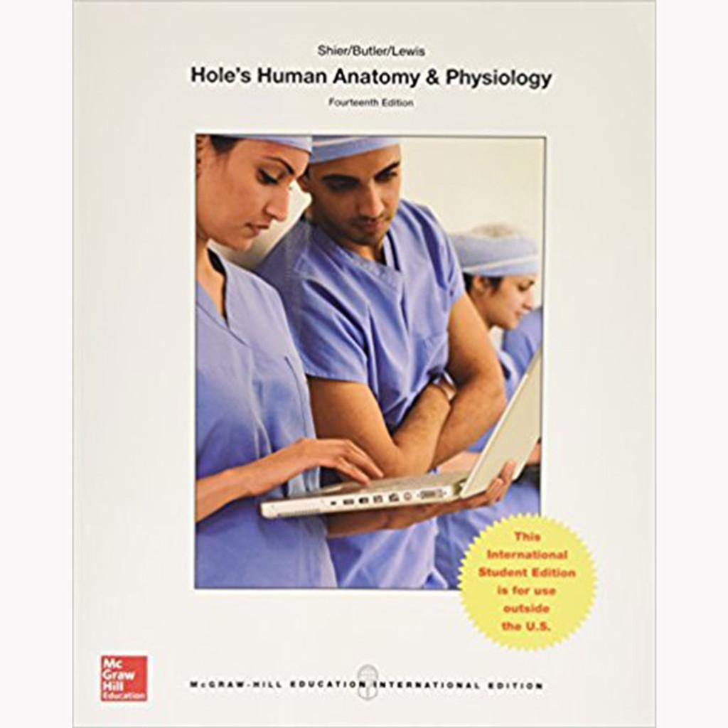 Hole\'s Human Anatomy & Physiology (14th Edition) David Shier ...