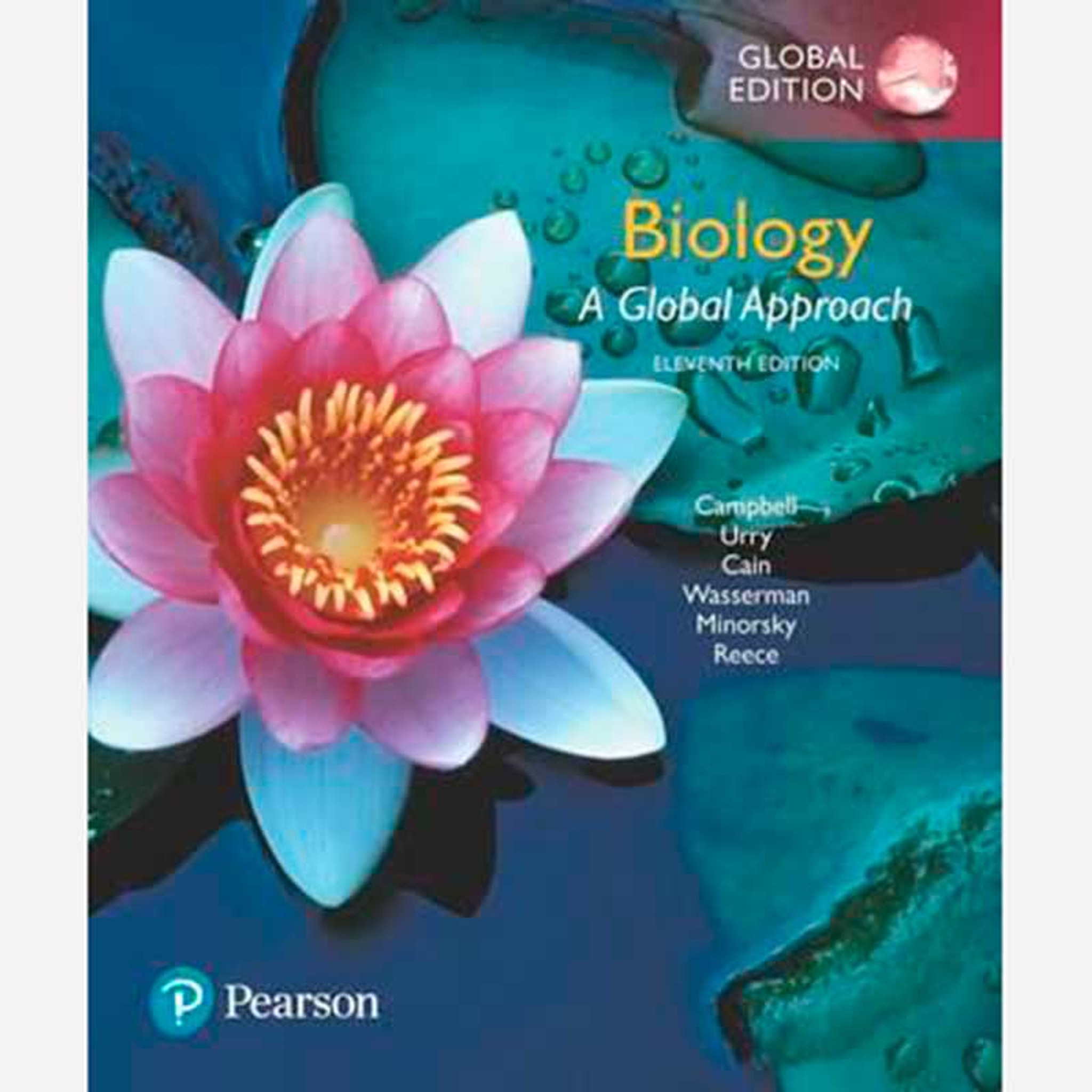 Campbell Biology (11th Edition) Lisa A. Urry, Michael L