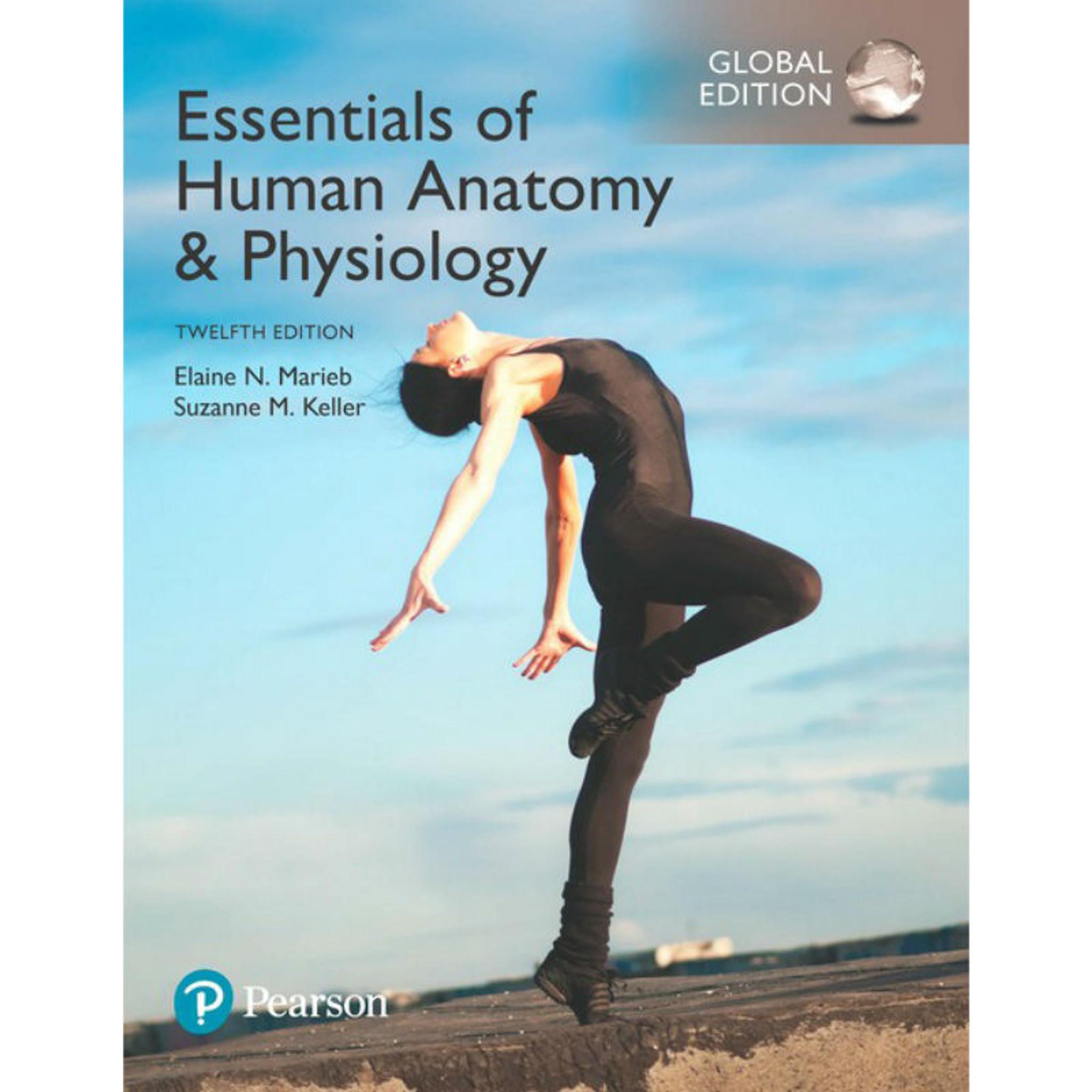 Essentials of Human Anatomy & Physiology (12th Edition) Elaine N ...
